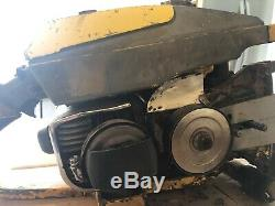 Vintage Super 125C 101B Engine McCulloch Chainsaw Saw SP125 Muscle Saw RARE