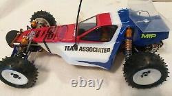 Vintage Team Associated RC10 MIP 4WD SP-2 withbelt SUPER RARE