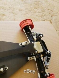 Vintage Yokomo YZ10 WORKS 91 super dog fighter buggy rare 4wd rc10 roller losi
