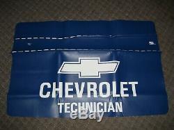 Vintage nos rare original GM parts accessories fender promo Chevrolet auto part