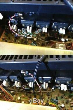 Vintage rare WANGINE WFA-220 2x 220With8 Ohm gewartet alles original super zustand