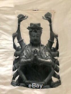 Vivienne Tam Buddha Top RARE 90s VTG Gaultier Style