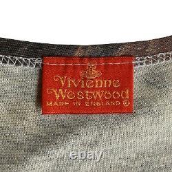 Vivienne Westwood S/S 1993'Grand Hotel' Hercules T-shirt Vintage Rare 90s