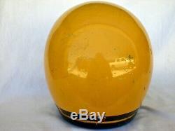 Vtg Bell Helmet Magnum III 3 Motorcycle Mchal Buco 7 1/4 Super R-t Very Rare