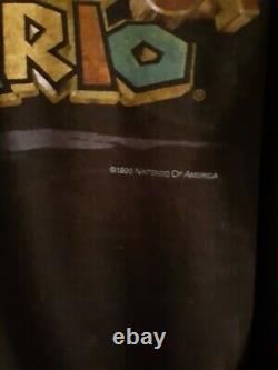 Vtg Super Mario 64 1990/96 Nintendo N64 Promo Nickelodeon rare t shirt sz 2X