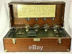 Western Electric 13C Amplifier Early Radio Super Holy Cow RARE RARE RARE Vintage