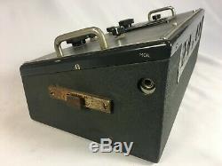 Western Electric RA-1283 Microphone Mixer SUPER RARE Vintage UNOBTAINIUM