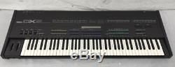 YAMAHA DX5 Vintage synthesizer Exc++ working Super Rare Japan withAdapter manuals